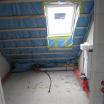 Apartment 5: Badezimmer