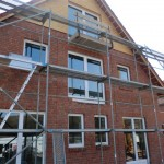 Apartments Norderney, Haus an den Dünen, Nordansicht