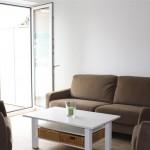 Wohnzimmer Apartment 4