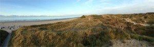 Dünenkette Norderney