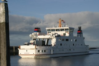 Norderney Fähre